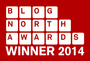 Blog North West Winner