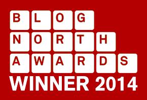 Blog North West Winner